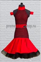 Платье Латина Ю1 Лэсси