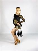 Платье Латина Ю1 Алексия