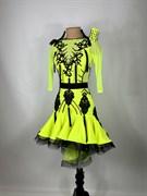 Платье Латина Ю1 Аманда-1